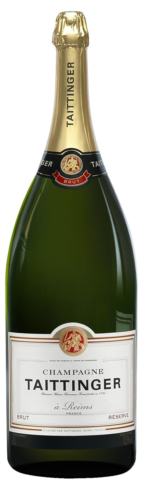 Taittinger Réserve Champagne Brut, Metuselah
