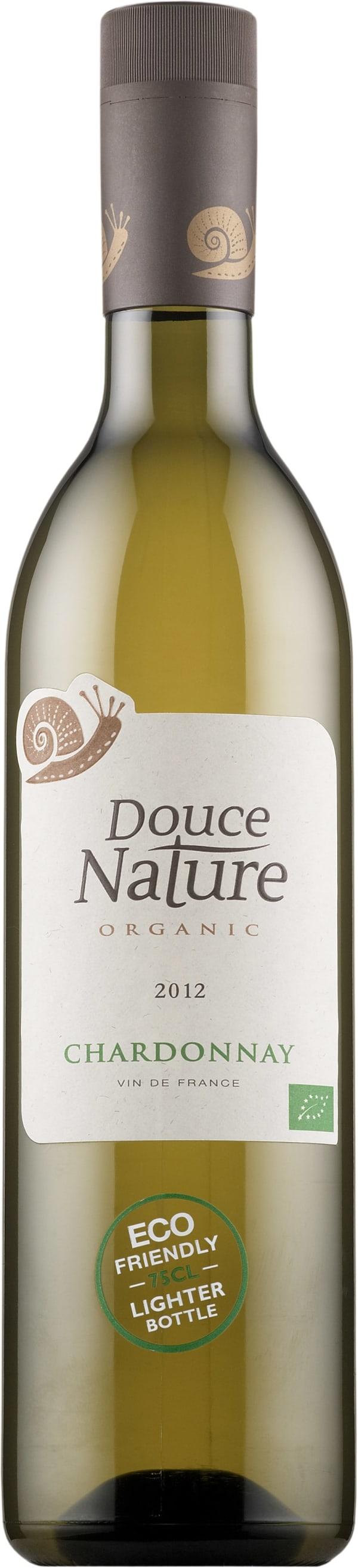 Douce Nature Organic Chardonnay 2015 plastic bottle
