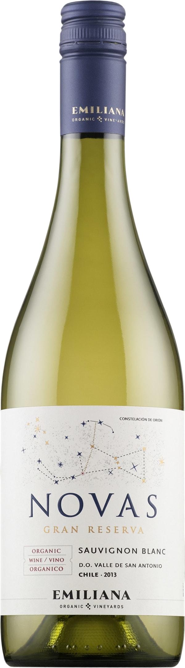 Novas Gran Reserva Sauvignon Blanc 2016