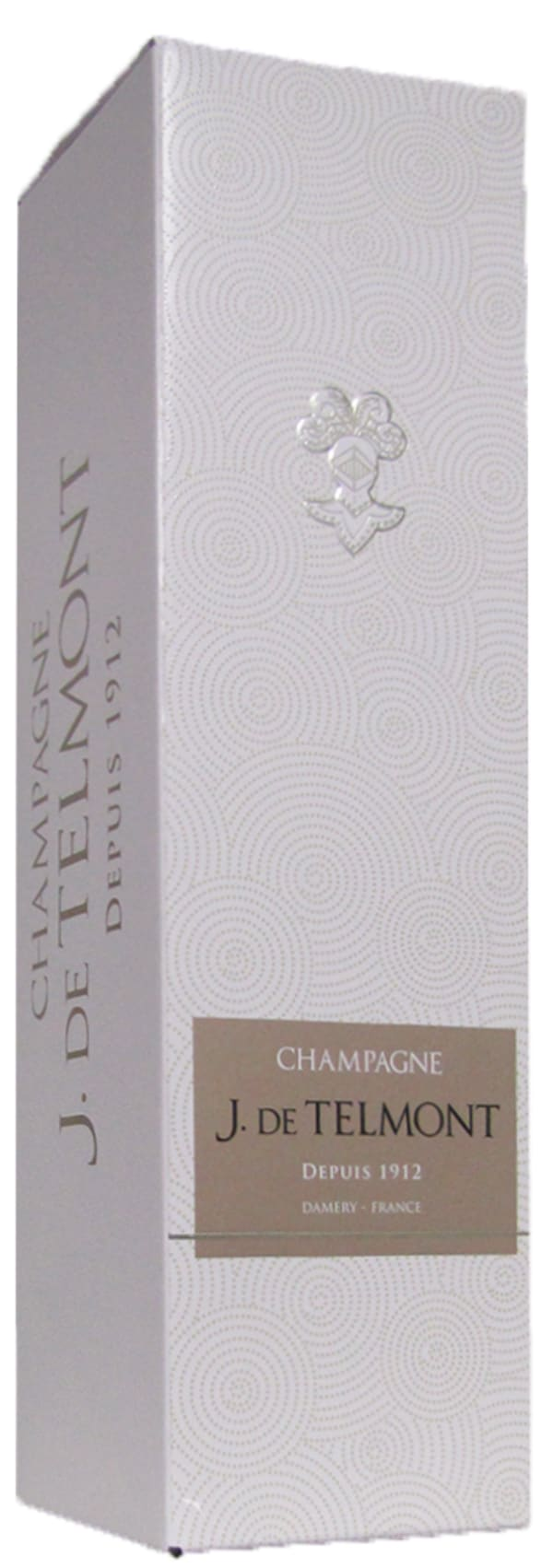 J. de Telmont Heritage Champagne Brut 1969