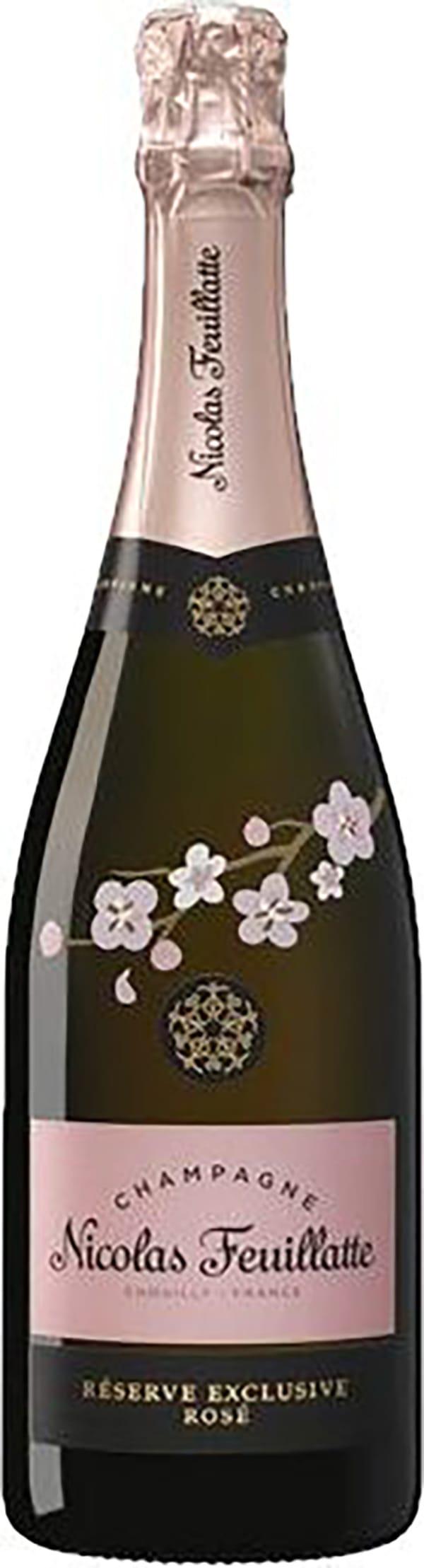 Nicolas Feuillatte Rosé Champagne Brut