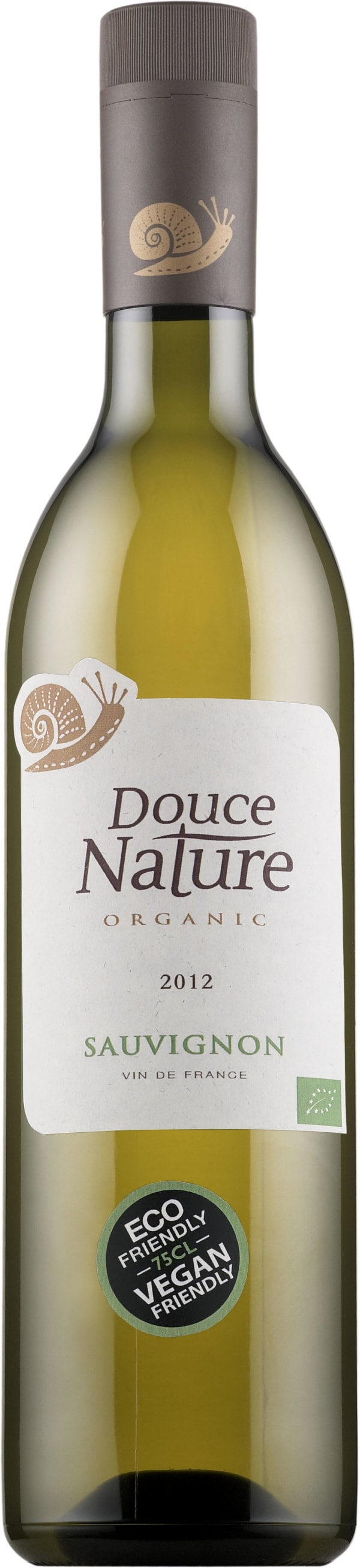 Douce Nature Organic Sauvignon Blanc 2015 muovipullo