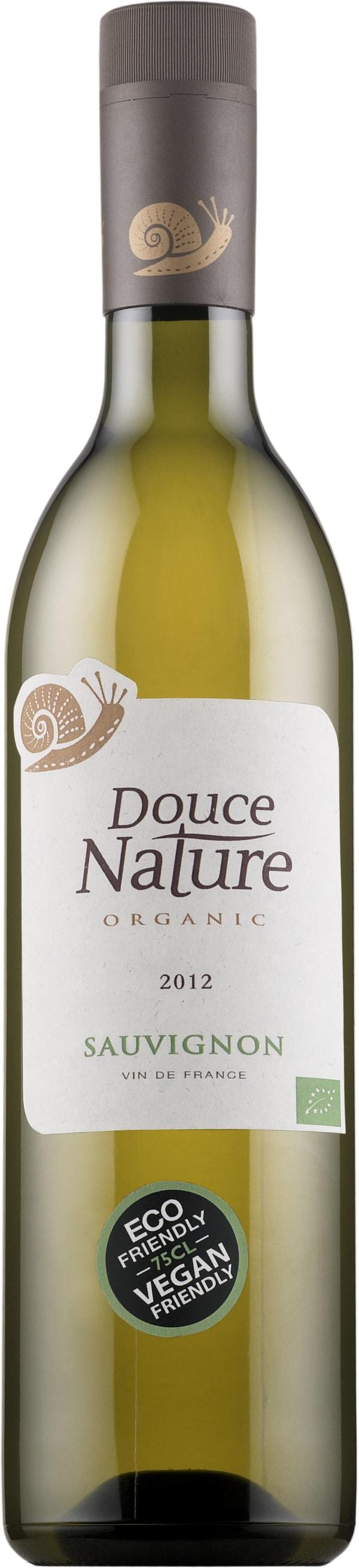 Douce Nature Organic Sauvignon Blanc 2015 plastic bottle