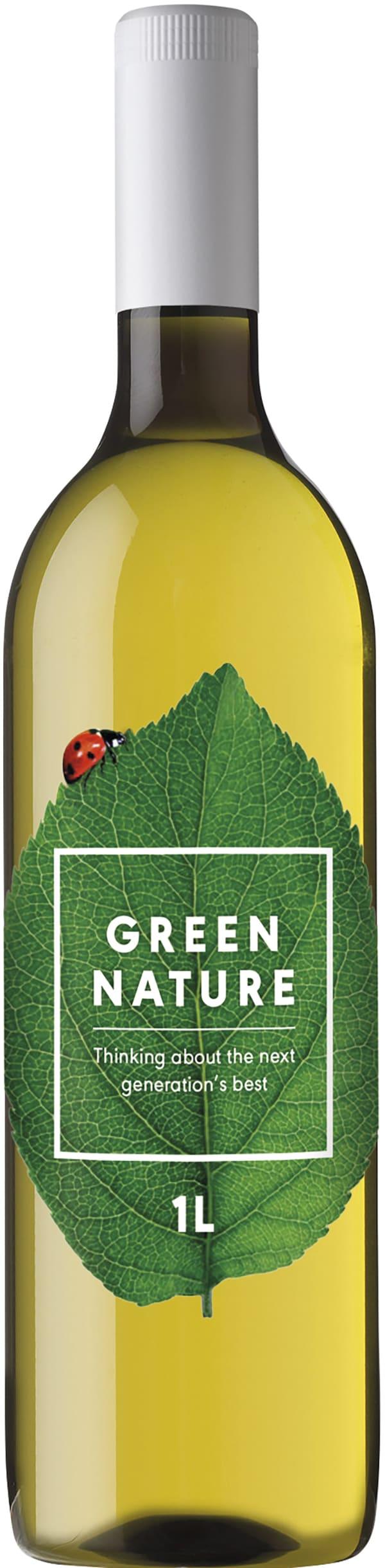 Green Nature 2014 plastflaska
