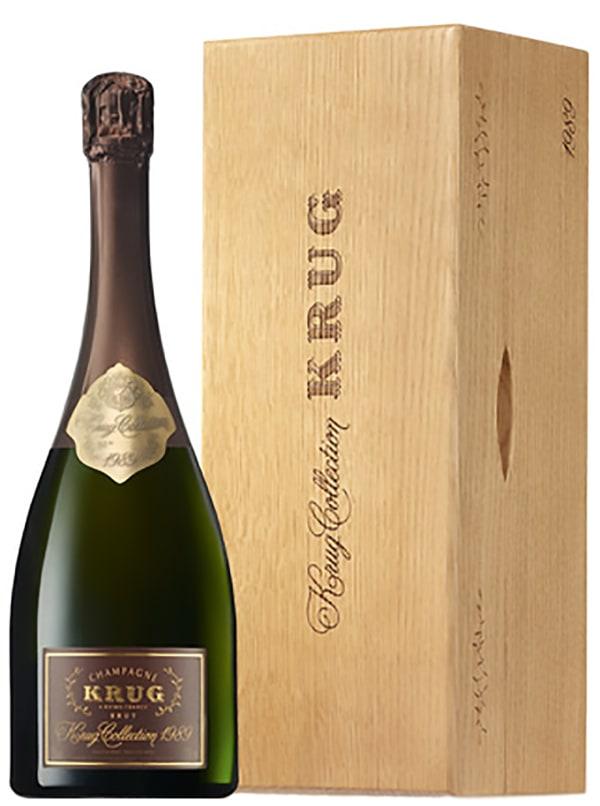 Krug Collection Champagne Brut 1989