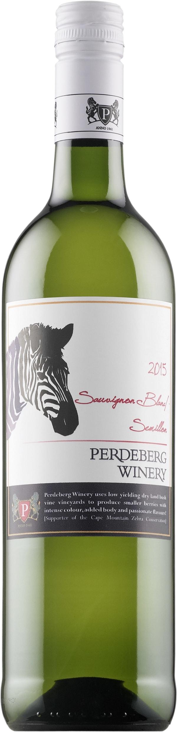 Perdeberg Winery Sauvignon Blanc Semillon 2015