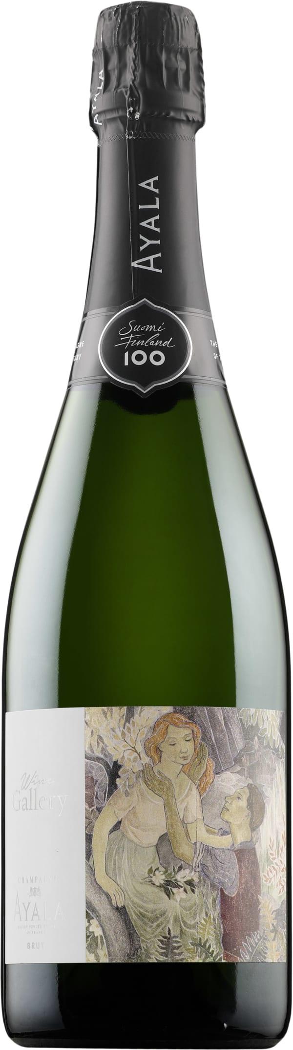 Wine Gallery Suomi Finland 100 Champagne Brut