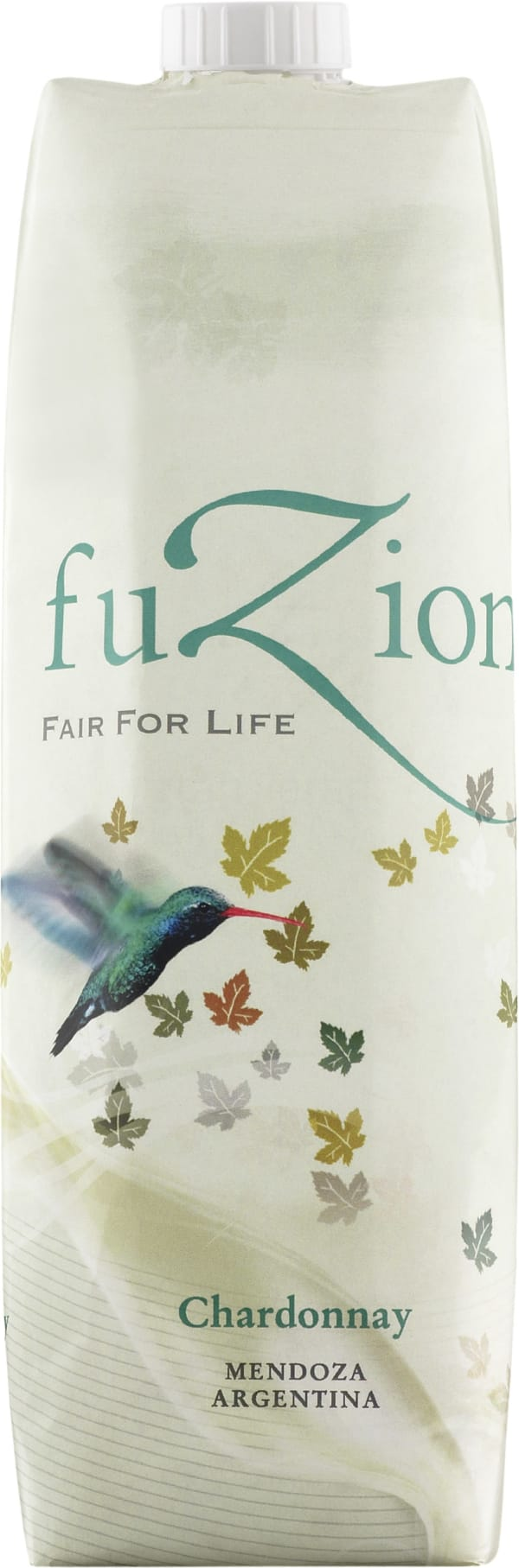 Fuzion Chardonnay 2016 carton package
