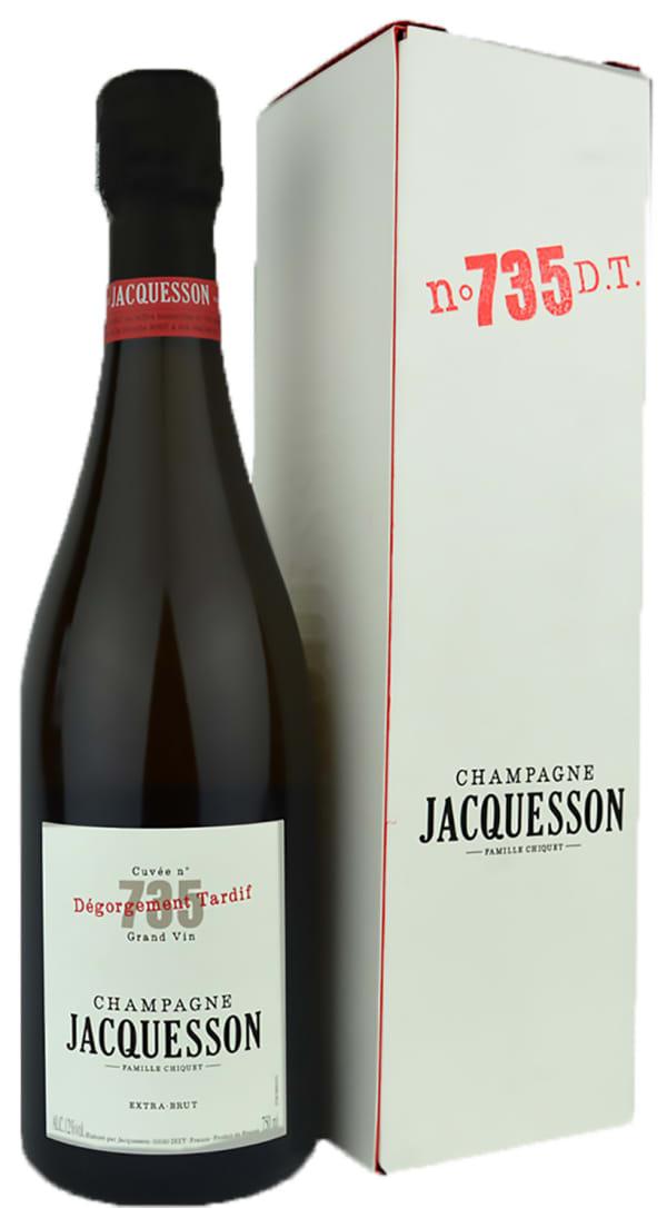 Jacquesson Cuvée 735 Dégorgement Tardif Champagne Extra-Brut