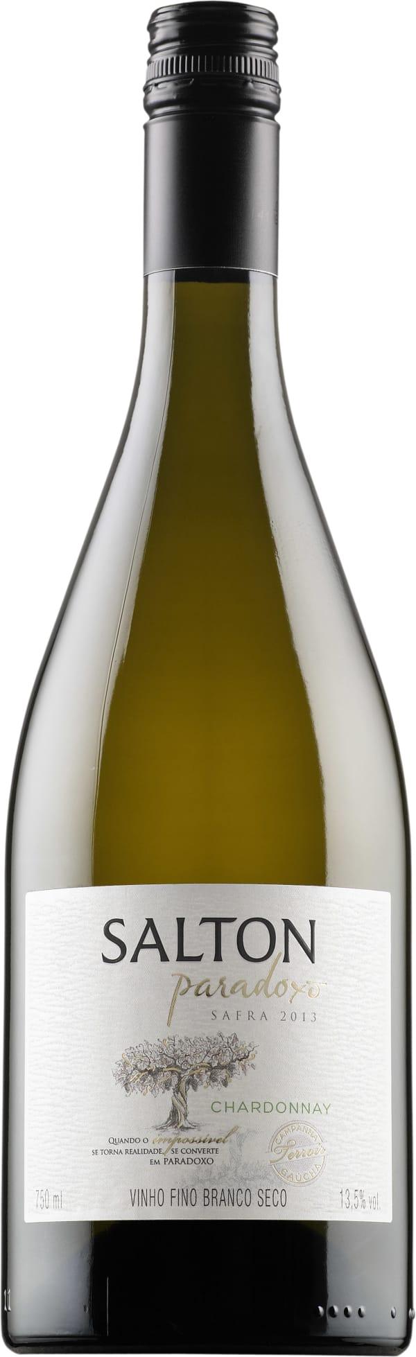 Salton Paradoxo Chardonnay 2013