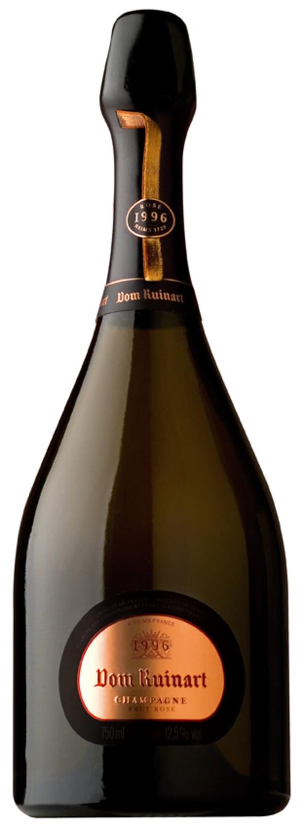 Dom Ruinart Rosé Champagne Brut 1996
