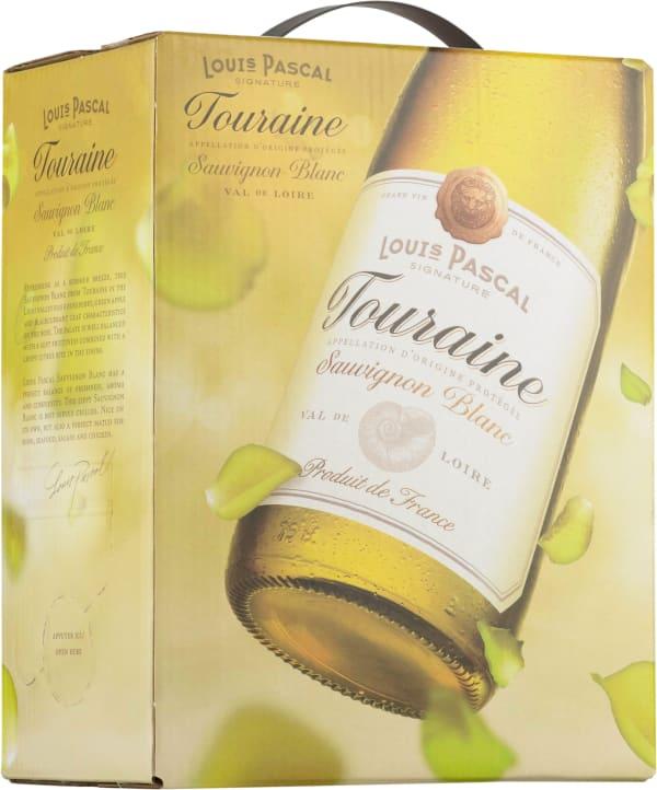 Louis Pascal Signature Touraine Sauvignon Blanc 2015 hanapakkaus