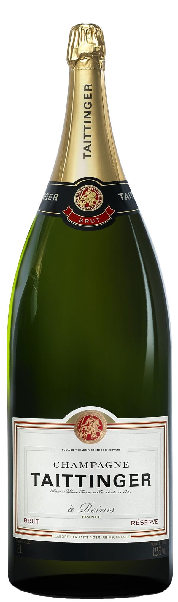 Taittinger Réserve Champagne Brut, Nebuchadnezzar