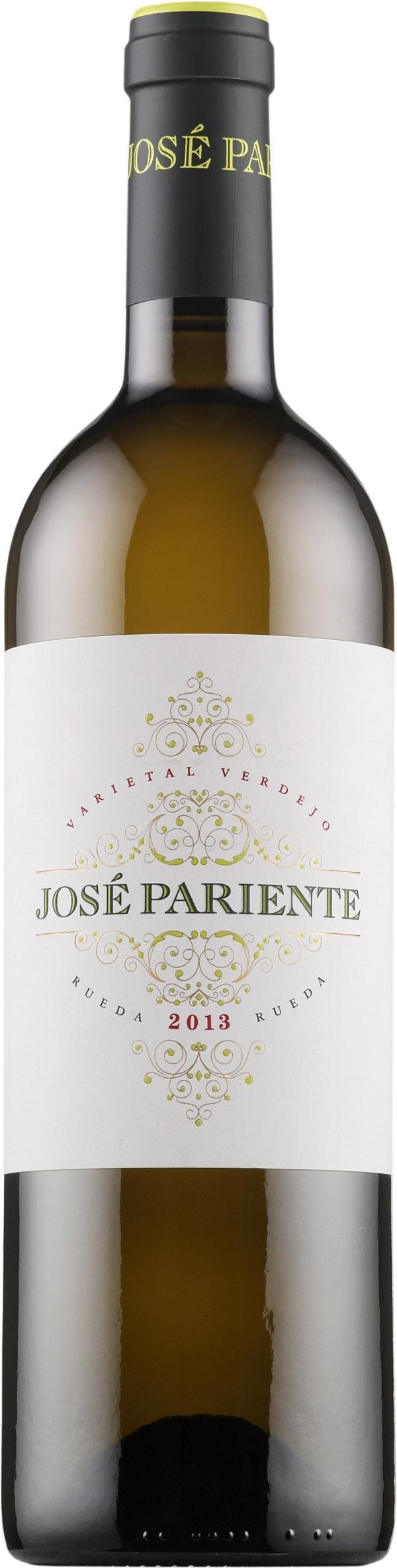José Pariente Varietal Verdejo 2016