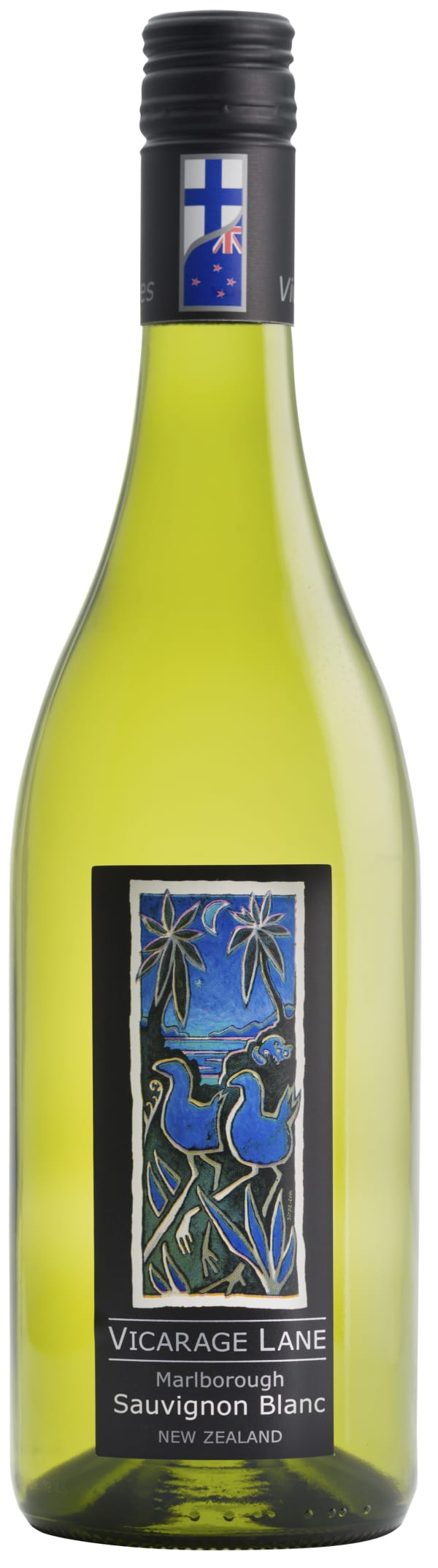 Vicarage Lane Marlborough Sauvignon Blanc 2016
