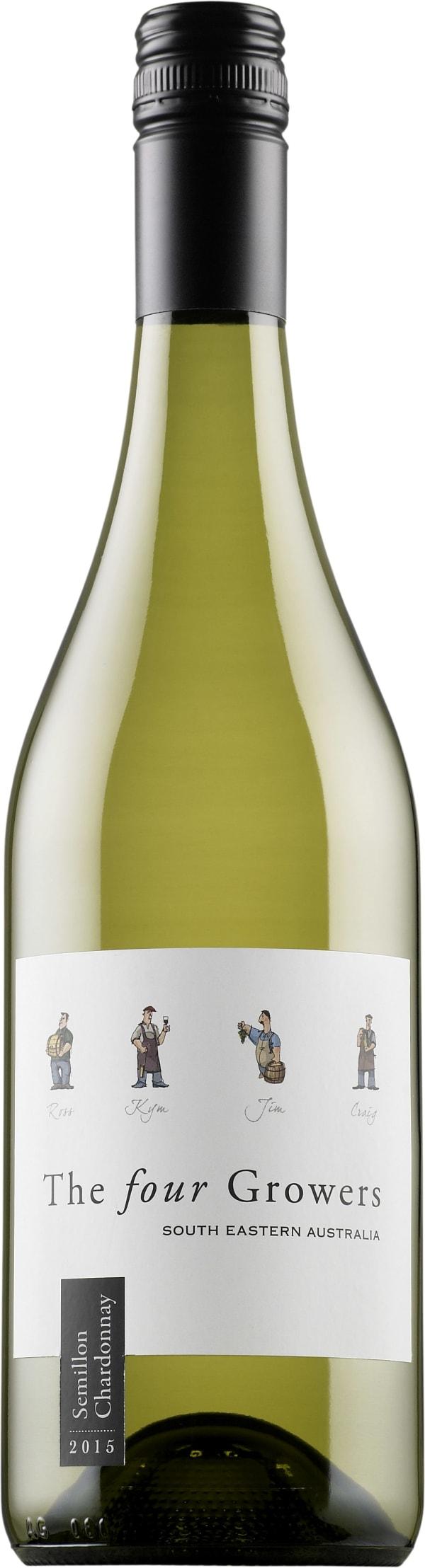 The Four Growers Semillon Chardonnay 2016