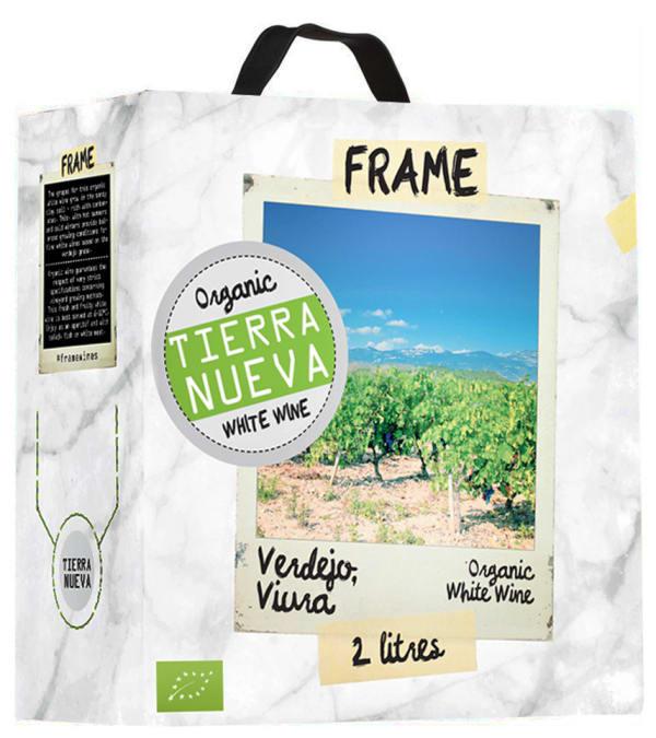 Frame by Tierra Nueva Organic 2016 bag-in-box