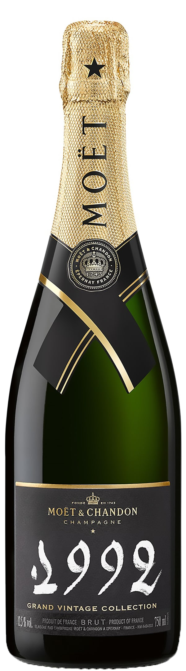 Moët & Chandon Grand Vintage Collection Champagne Brut 1992