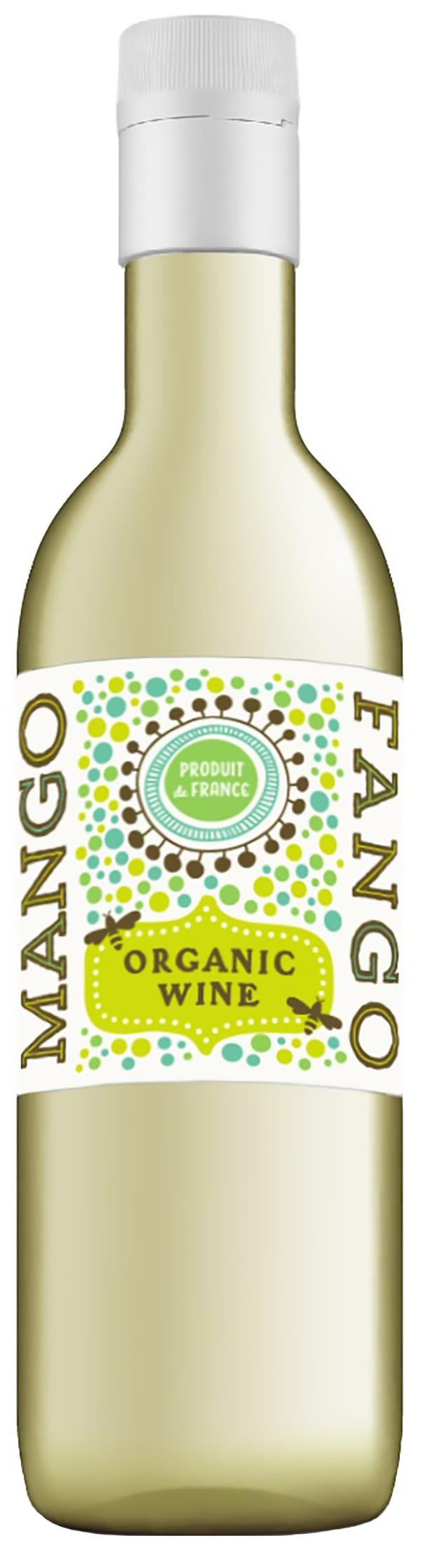 Mango Fango Chardonnay Organic 2016 plastic bottle
