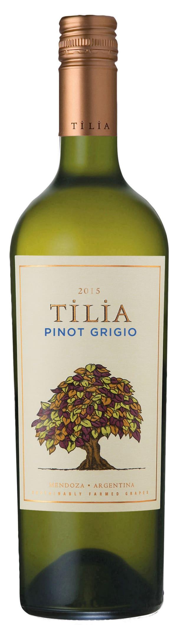 Tilia Pinot Grigio 2015