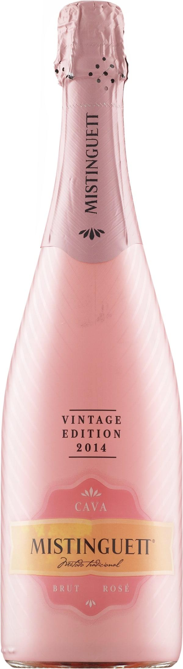 Mistinguett Vintage Edition Rosé Cava Brut 2015