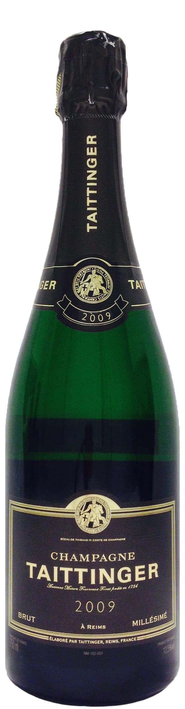 Taittinger Millésimé Champagne Brut 2009