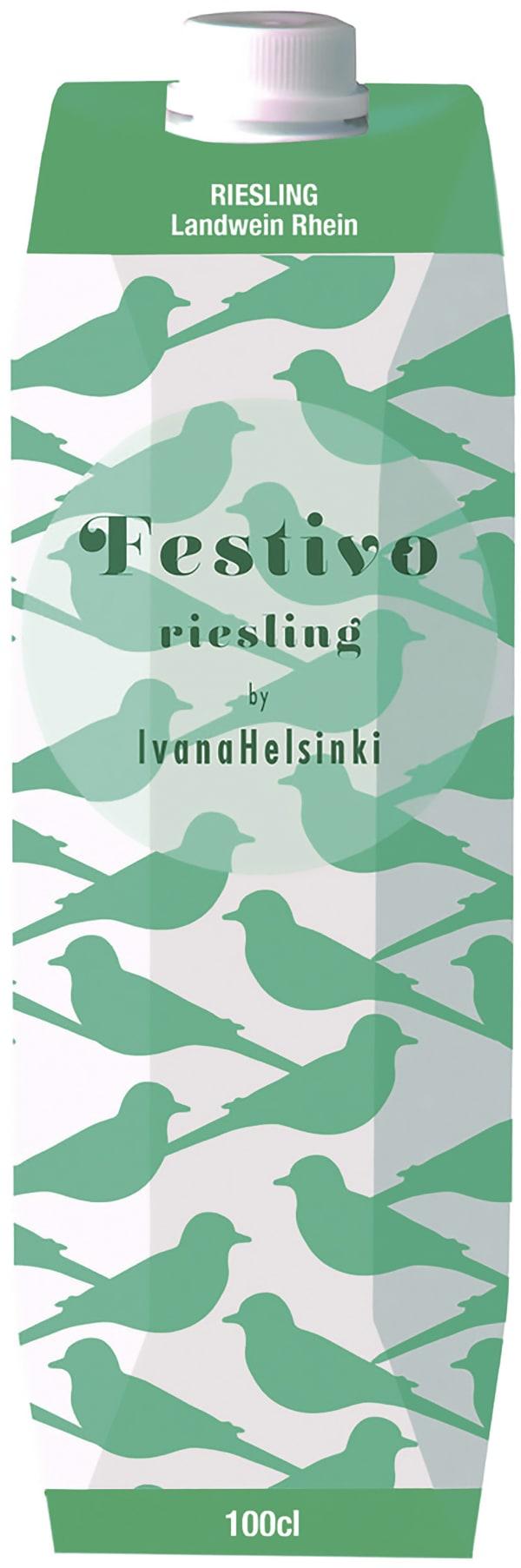 Festivo Riesling  kartonkitölkki