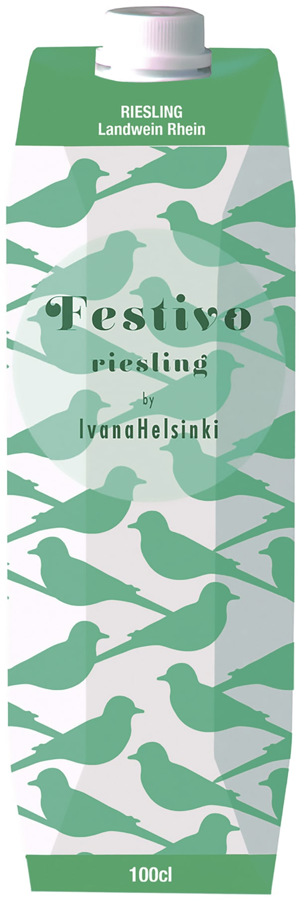 Festivo Riesling carton package
