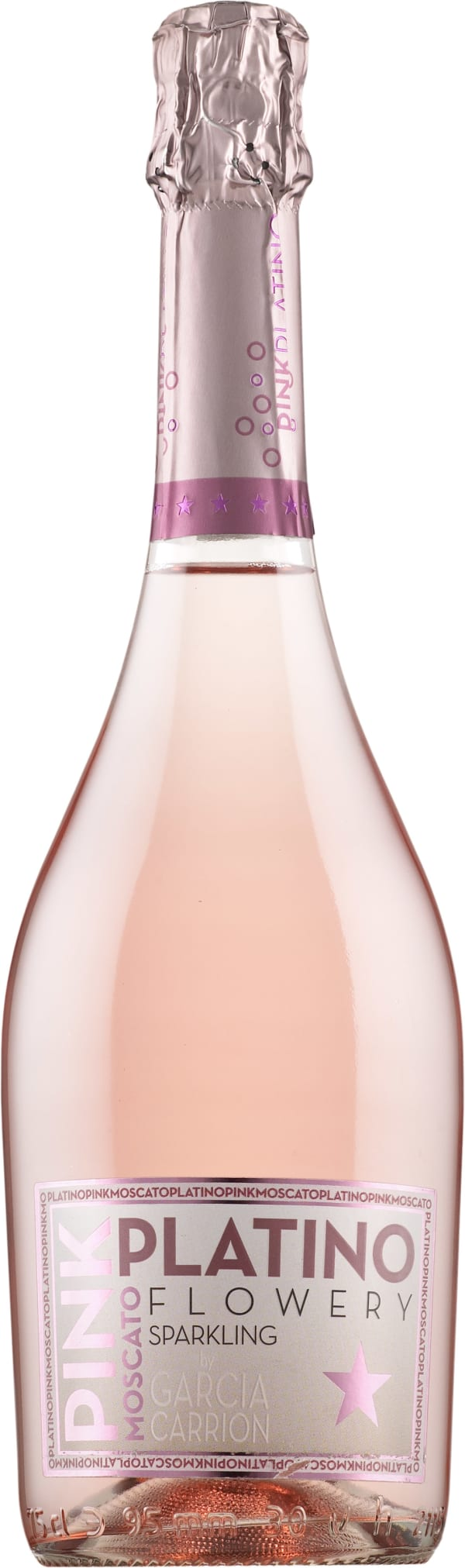 Platino Pink Moscato Sweet