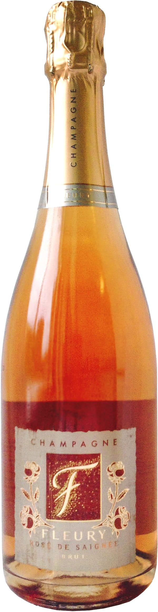 Fleury Rosé de Saignée Champagne Brut