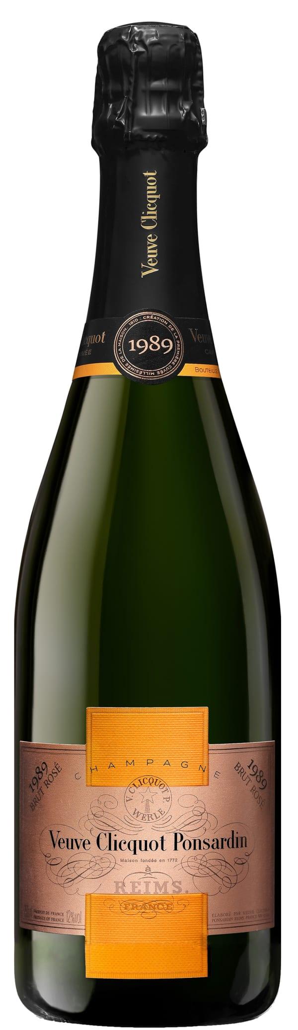 Veuve Clicquot Cave Priveé Rosé Champagne Brut 1989