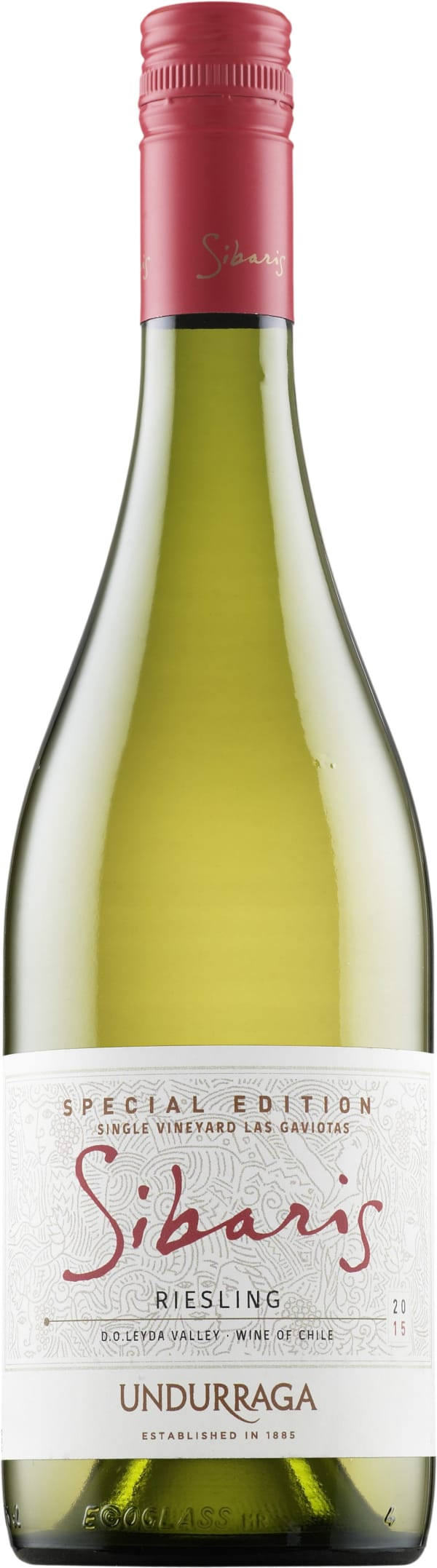 Sibaris Special Edition Single Vineyard Las Gaviotas Riesling 2016