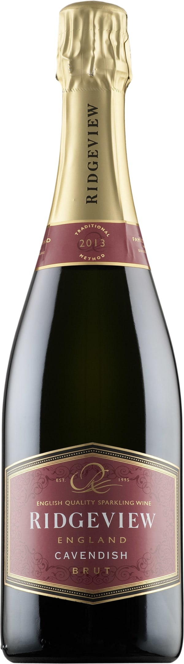 Ridgeview Cavendish Brut 2013