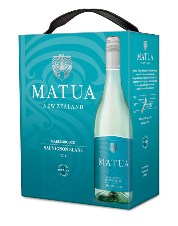 Matua Sauvignon Blanc 2016 bag-in-box