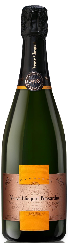 Veuve Clicquot Cave Privée Rosé Champagne Brut 1978 1978