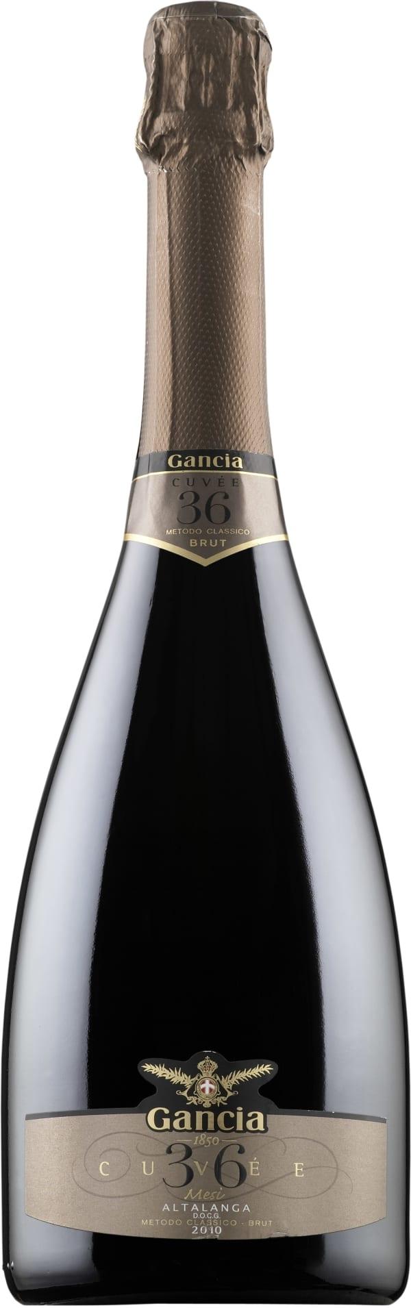 Gancia Cuvée 36 Mesi Brut 2010