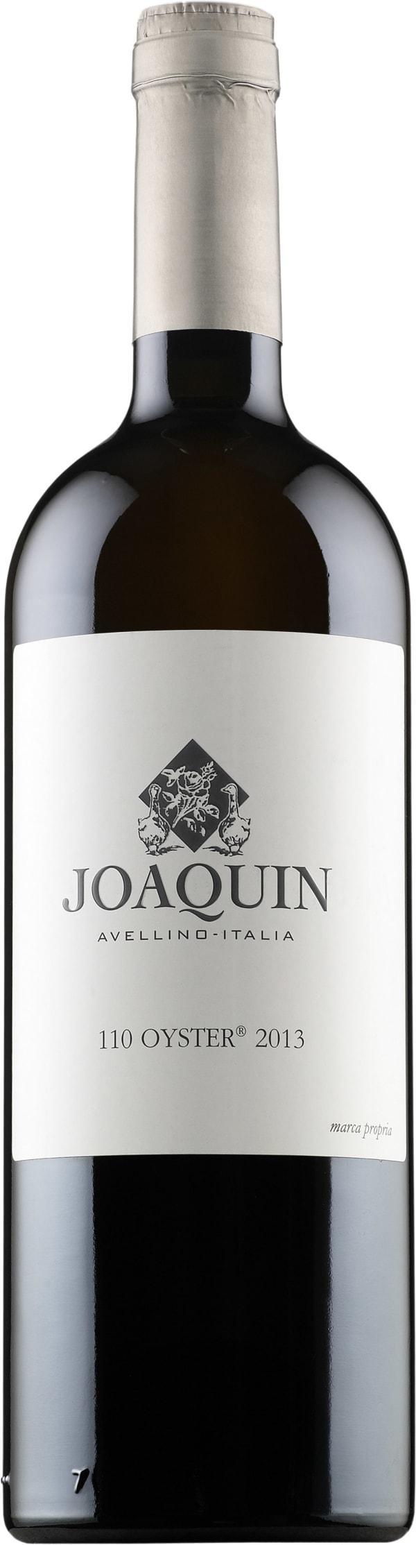 Joaquin 110 Oyster Greco 2013