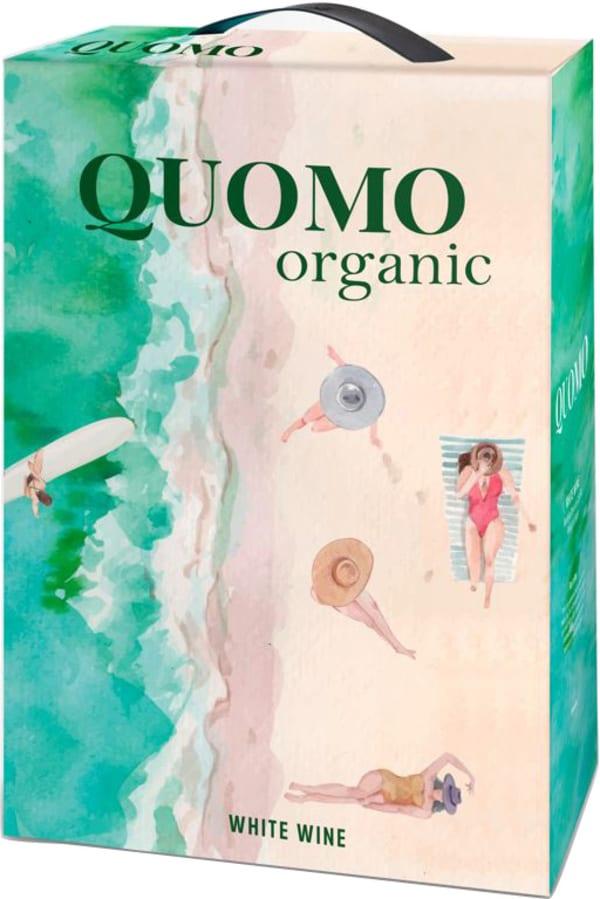 Quomo Organic 2016 lådvin
