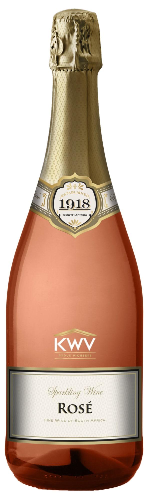 KWV Sparkling Rosé Dry