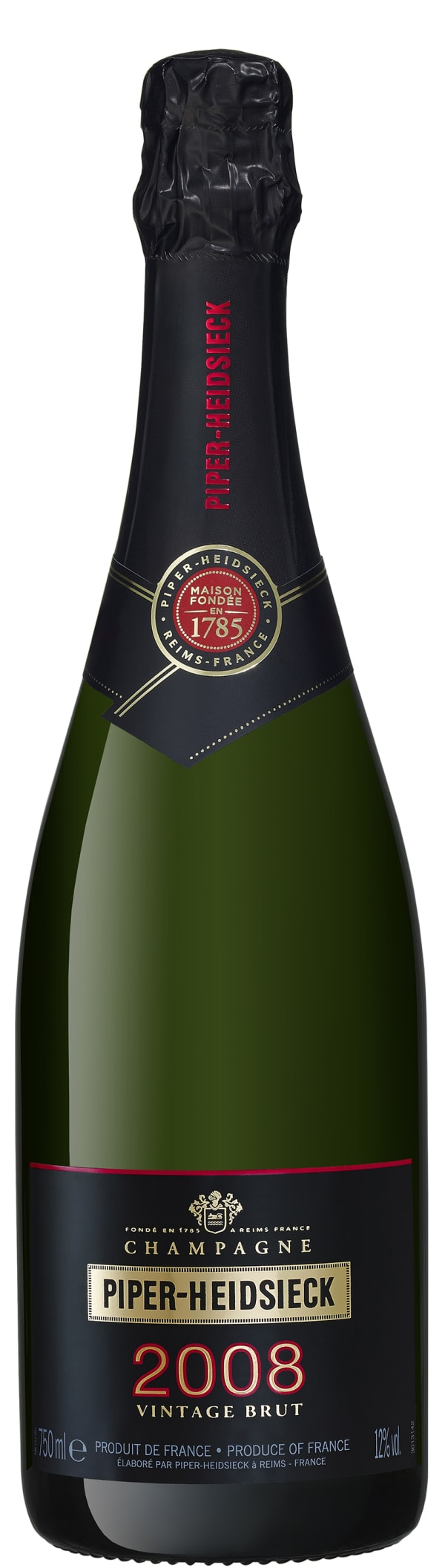 Piper-Heidsieck Vintage Champagne Brut 2008