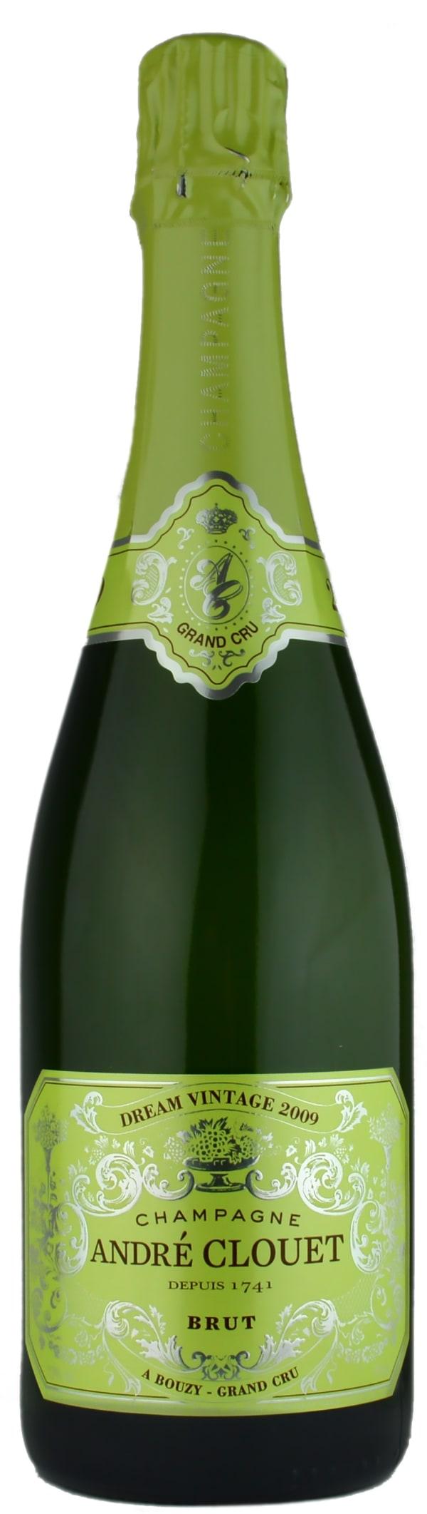 André Clouet Dream Vintage Grand Cru Champagne Brut 2009