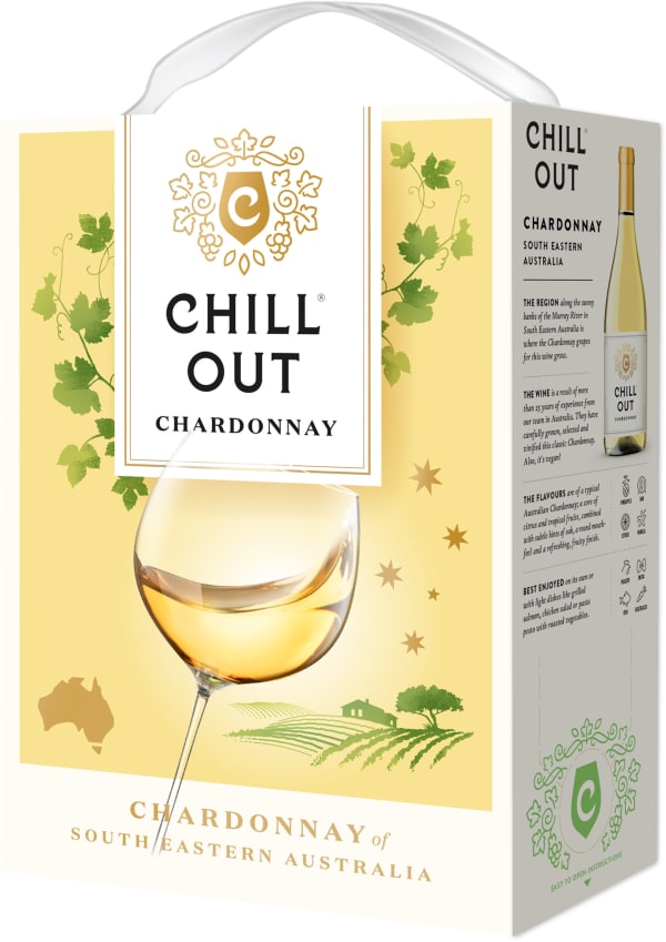 Chill Out Fresh & Fruity 2016 lådvin