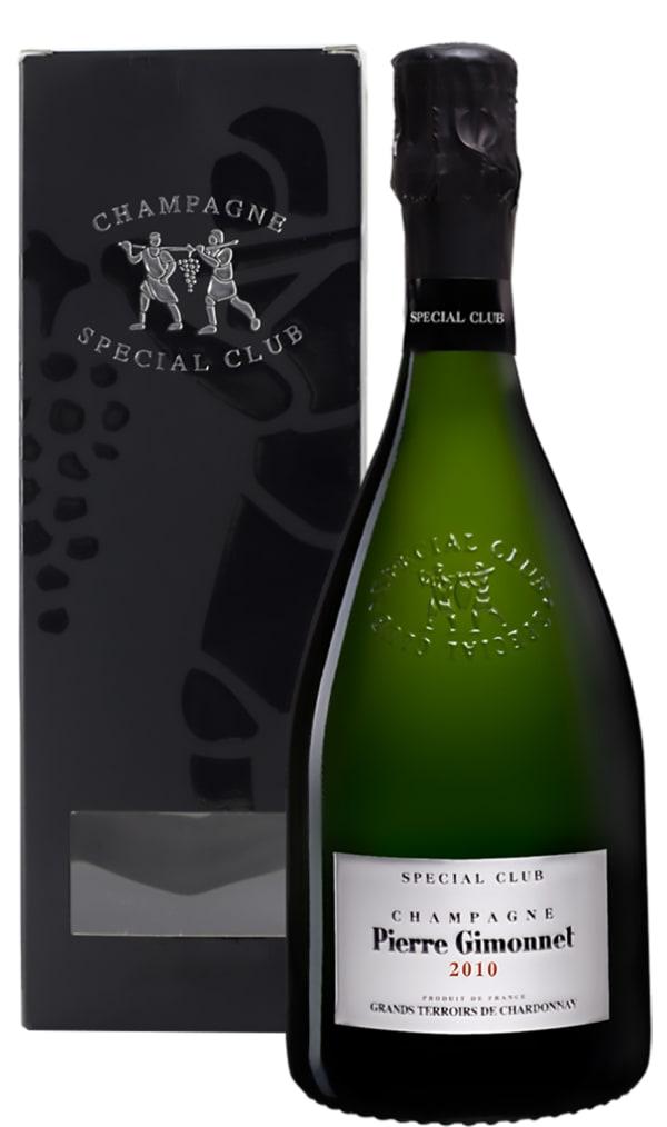 Gimonnet Special Club Grands Terroirs de Chardonnay 2010