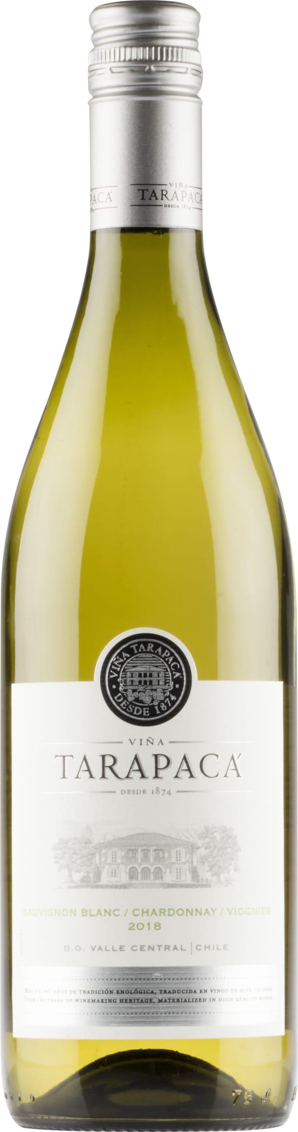 Tarapacá Sauvignon Blanc Chardonnay Viognier 2016