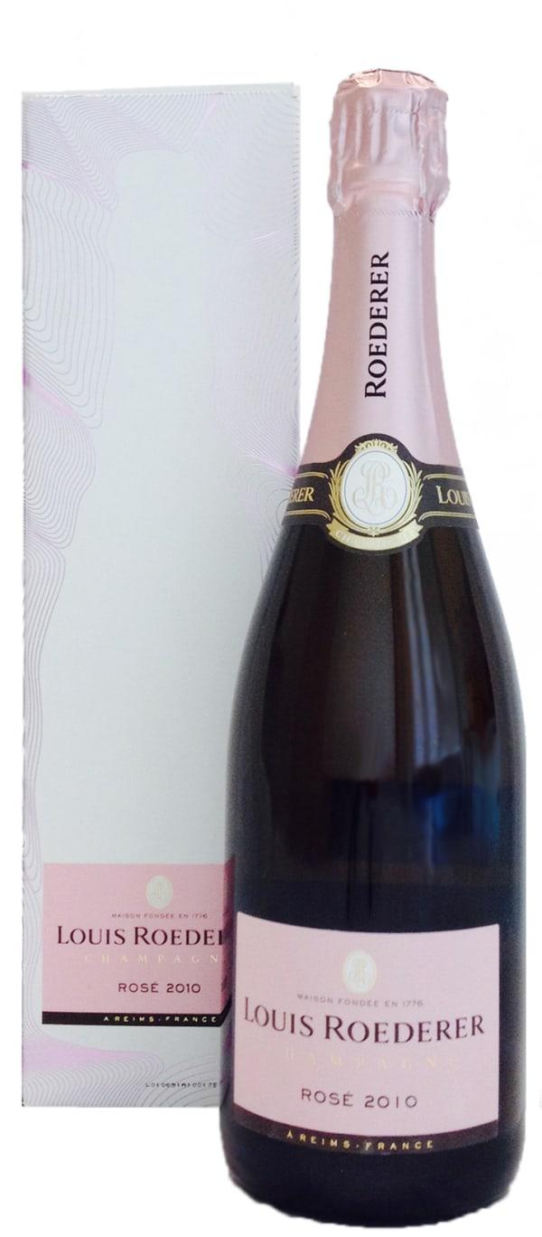 Louis Roederer Rosé Champagne Brut 2010