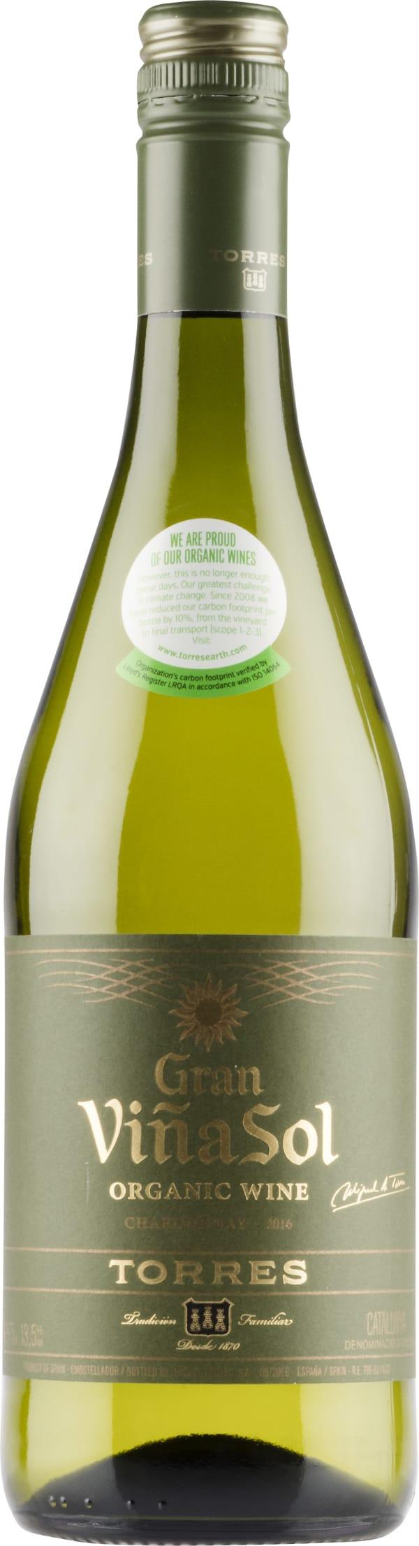 Torres Gran Viña Sol Chardonnay 2015