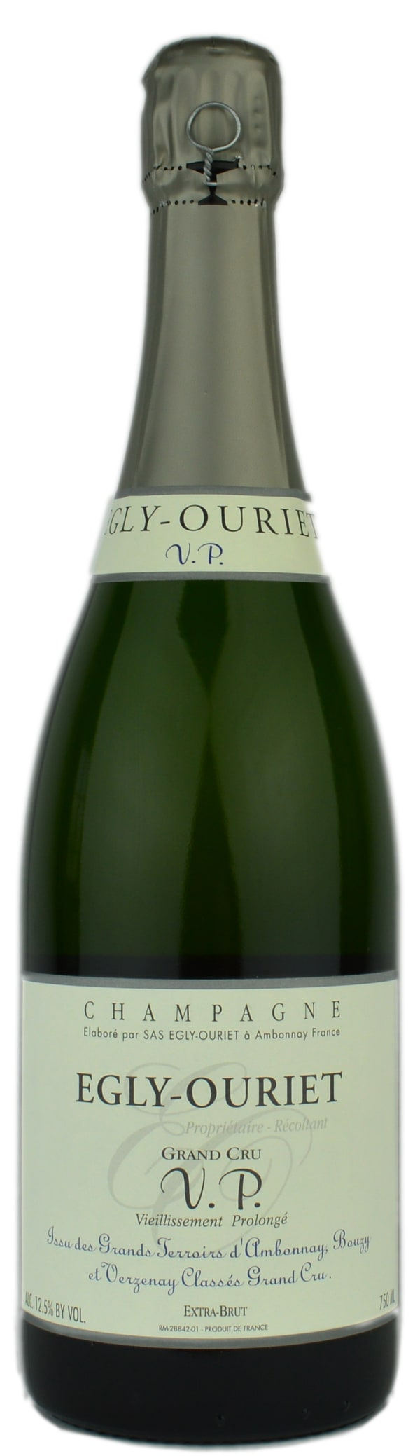 Egly-Ouriet V.P. Grand Cru Champagne Extra-Brut