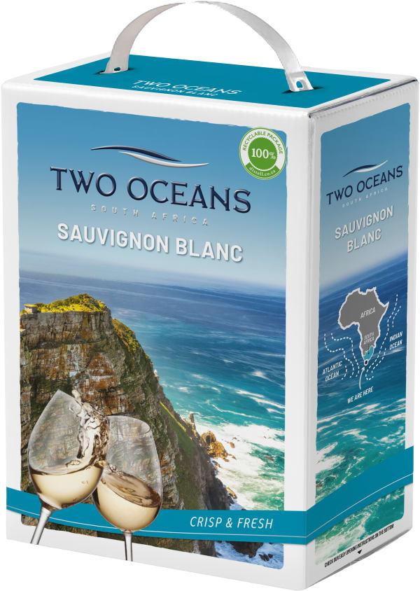 Two Oceans Sauvignon Blanc 2016 lådvin