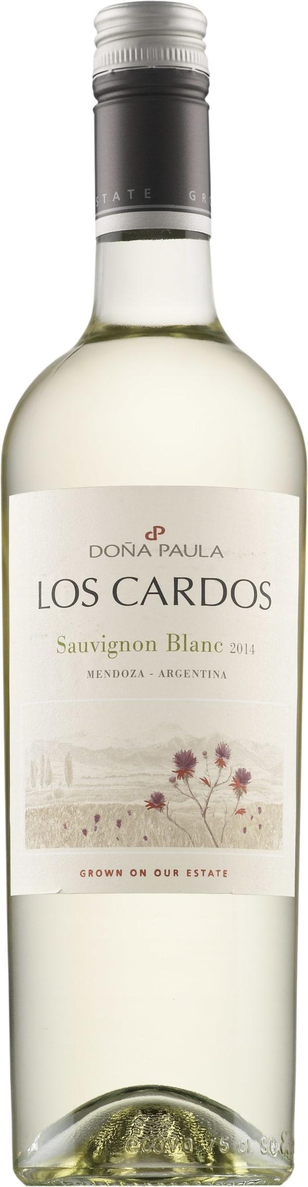 Doña Paula Los Cardos Sauvignon Blanc 2016