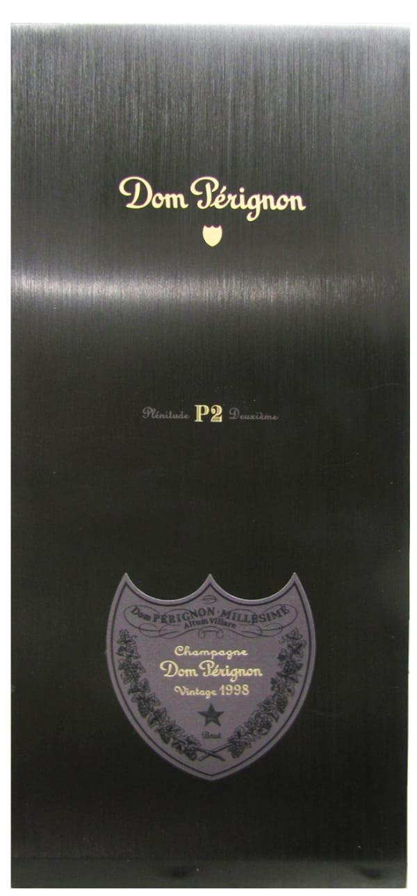 Dom Perignon P2 Champagne Brut 1998